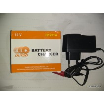 Зарядное устройство АКБ 12V 1-1.2A OUTDO
