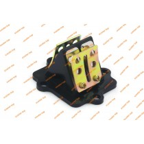 Клапан лепестковый Stels,Yamaha JOG, 1E40QMB