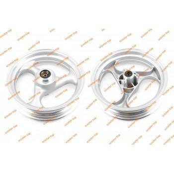 Диск колеса передний (дисковый тормоз) 3.50-13
