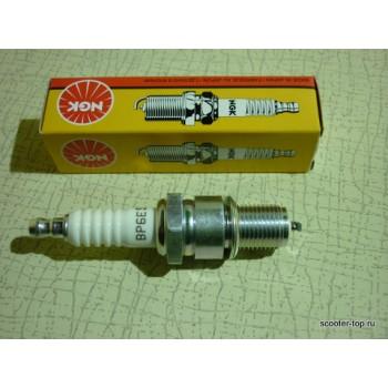 Свеча зажигания NGK BP6ES M14x1,25 12,7 mm (Япония)