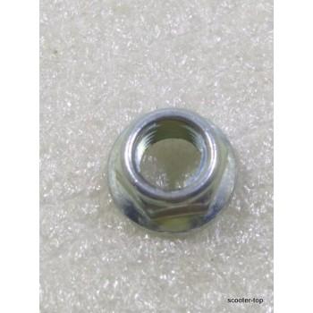 Гайка вариатора и коленвала M10х1,25 со стопорным кольцом