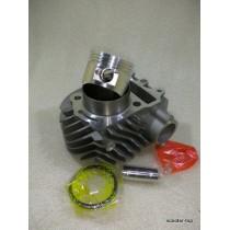 Цилиндро-поршневая группа  4Т 153QMI Stels 125 cc d-52,4 без прокладок