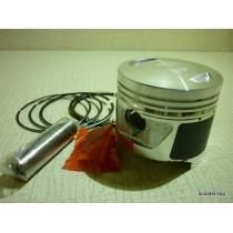 Поршень 4Т 162FMJ (CG150) D62 p15mm(тефлон)
