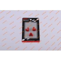 Слайдеры вариатора 139QMB; Honda (тюнинг, красные) KOSO